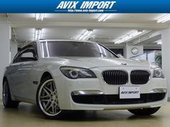 BMW750iMスポーツP プラスP V8 黒革SRヘッドアップD