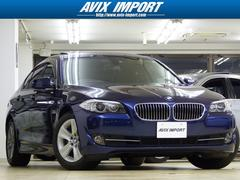 BMW528iハイライン黒革SR HDDナビ地デジBカメ禁煙1オナ
