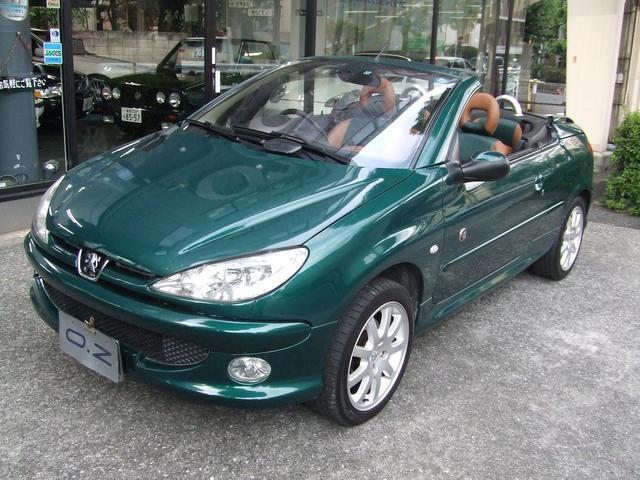 プジョー CC ローランギャロス 特別限定車