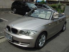 BMW120i カブリオレ HDDナビTV バックモニタ− GPS