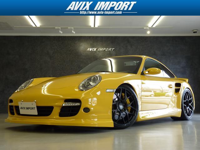 ポルシェ 911 ターボ 正規D車 カーグラフィックマフラー KW...