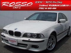 BMW540i Mスポーツ 左ハンドル ブラックレザー