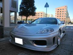 フェラーリ 360モデナF1 TWS