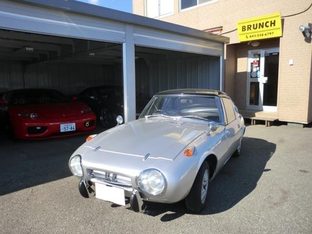 Photo Of TOYOTA SPORTS 800 DUMMY GRADE / Used TOYOTA