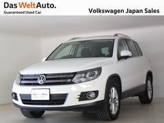 VW ティグアンTSIブルーモーションテクノロジー ナビ ETC キセノン