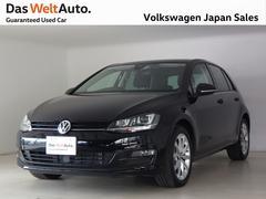 VW ゴルフコンフォートライン コネクト最終型 LEDテール 認定中古車