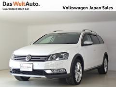 VW パサートオールトラックTSI 4モーション レザーシート ナビ ACC 認定中古車