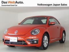 VW ザ・ビートルデザイン キセノン 当社試乗車