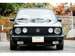 VW ゴルフカブリオレクラシックライン