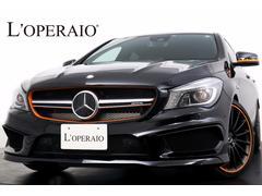 メルセデスAMGCLA45 4マチック オレンジアートエディション 限定車
