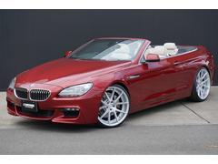 BMW640iカブリオレ Mスポーツバンパー RENNEN22AW