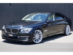 BMW740Liリアエンター アルピナエアロ ジェネリー22AW