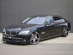 BMW750Li左Hリアエンターテ アルピナエアロ22AWマフラー