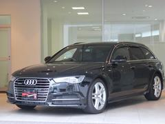 アウディ A6アバント2.0TQ Sライン 2016モデル 認定中古車