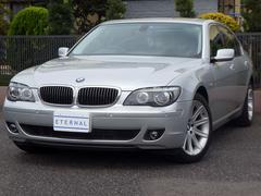 BMW750Li コンフォートシアターパッケージ 禁煙車 19AW
