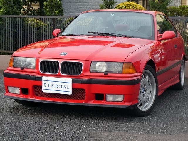 BMW M3Bクーペ 新車並行車