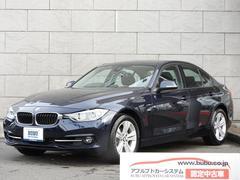 BMW318iスポーツ メーカー保証付1オーナー