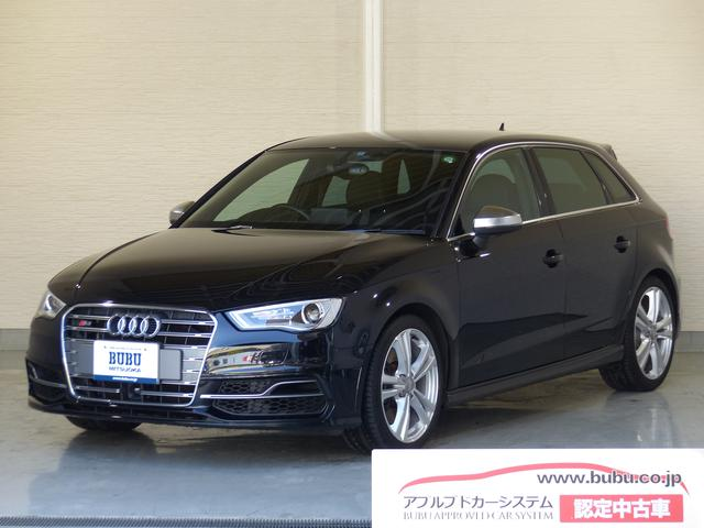 アウディ S3 スポーツバック ユーザー様下取車両 純正ナビ 地デ...