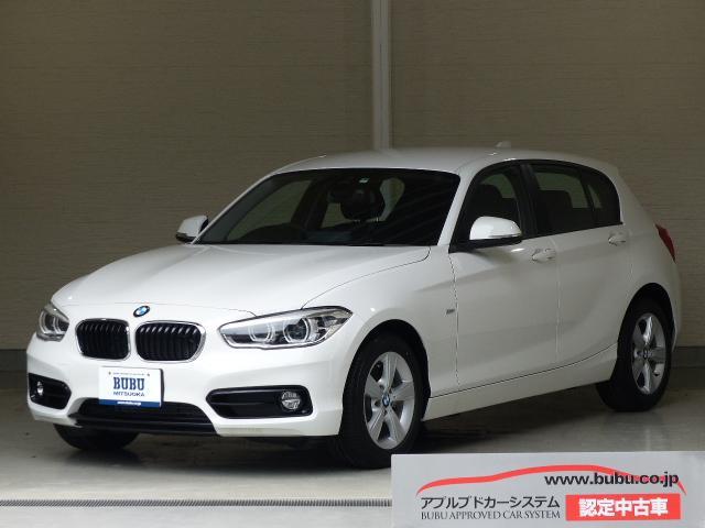 BMW 1シリーズ 118i スポーツ パーキングサポートパッケー...