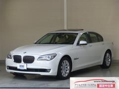 BMW740i 左H コンフォートPKG プラスPKG サンルーフ