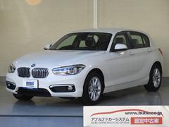 BMW118d スタイル パーキングサポートPKG 新車保証継承