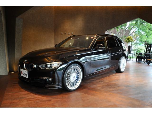 BMW bmwアルピナ アルピナ b3 ビターボ ツーリング : car.biglobe.ne.jp