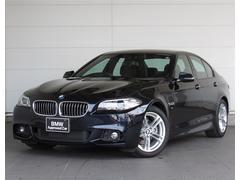 BMW523d Mスポーツ ナビETCBカメラ地デジ18AW