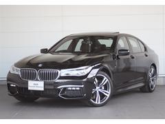 BMW740i Mスポーツ サンルーフマッサージシート20AW