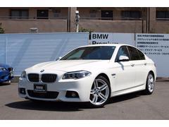 BMW535i MスポーツパドルシフトACCレザーBカメラ19AW