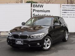 BMW118dスポーツ全国1年保証付 BカメラコンフォートPKG