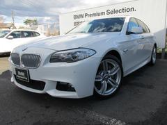 BMWアクティブハイブリッド5 Mスポーツ サンルーフ 19AW