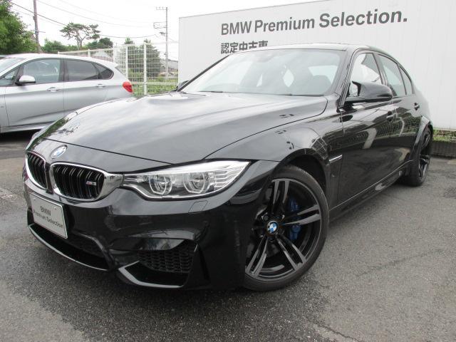 BMW M3 DCTMドライブロジック
