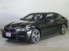 BMW740i Mスポーツ リアコンフォート 20インチアロイ