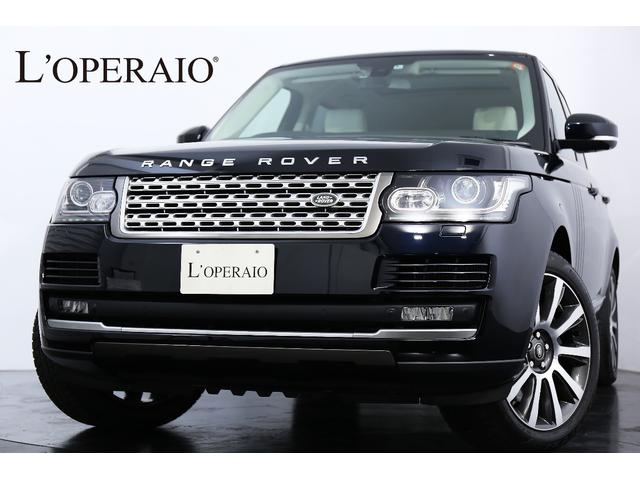 Photo of LAND_ROVER RANGE ROVER 5.0 V8 SUPERCHARGED VOGUE / used LAND_ROVER