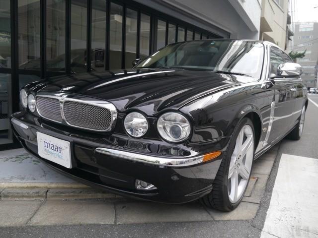 Jaguar Xj Super V8 Portfolio 2005 Black M 58000 Km Details