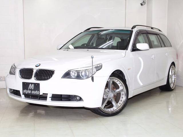 BMW 5シリーズ 530iツーリ...