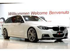 BMW328iツーリング Mスポーツ BC20インチ REMUS