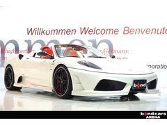 フェラーリ スクーデリア・スパイダー16MHRE20インチ パワークラフト フロントリフティング