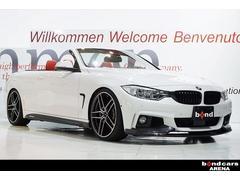 BMW435iカブリオレ Mスポーツ 20インチ アクラポ