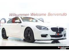 BMW640iクーペ Mスポーツパッケージ 3Dデザインマフラー