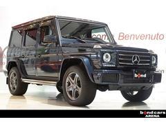 M・ベンツG550 エメラルドブラック リミテッド