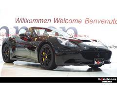 フェラーリ カリフォルニアパワークラフトマフラー カーボンブレーキ