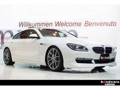 BMW640iグランクーペ シュニッツァーエアロ/マフラー