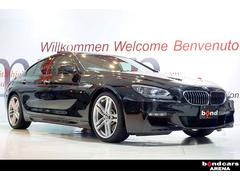 BMW640iグランクーペ Mスポーツ 20インチ