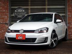 VW ゴルフGTIDCCパッケージ ワンオーナー