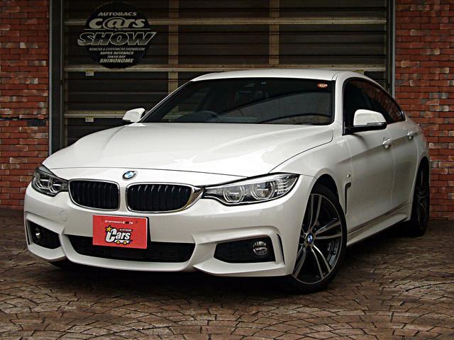 BMW 420iグランクーペ イン スタイル ACC ワンオーナー