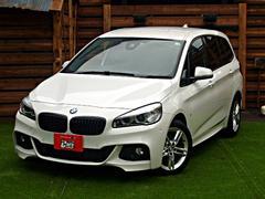 BMW218iグランツアラー Mスポーツ アドバンスドアクティブP