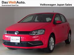 VW ポロプレミアムエディションナビパッケージ ETC 登録済未使用車