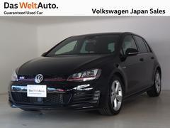 VW ゴルフGTIGTI 純正ナビ バイキセノン ワンオーナー 認定中古車