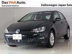 VW ゴルフTSIコンフォートラインBMT ディスカバープロ 禁煙車